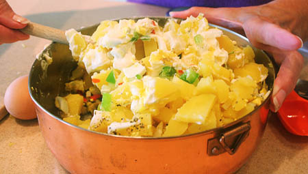 Nana's Potato Salad by The Leftover Queen 2
