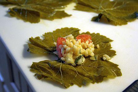 dolmas_stuffing_on_grape_leaf.jpg