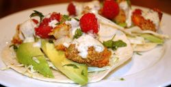 3_almond-crusted-shrimp-tacos-with-raspberry-pico-de-gallo-and-spicy-lime-mayo_skinnygourmet.jpg