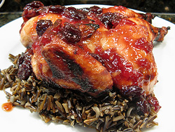 08_sweet_and_spicy_cherry_glazed_game_hens_over_wild_rice_by_kat.jpg