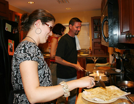 weekend-at-peter-and-christy_jenn-playing-with-tortilla-chips