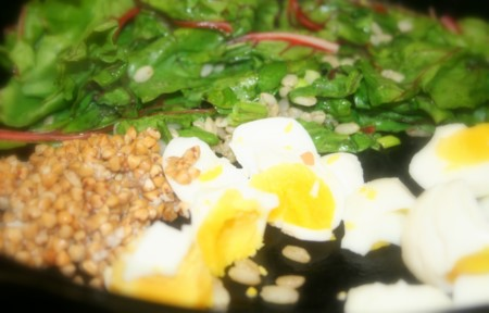 breakfast-of-champions_cooking-eggs-chard