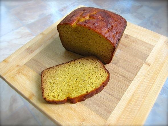 Orange Olive Oil Bread